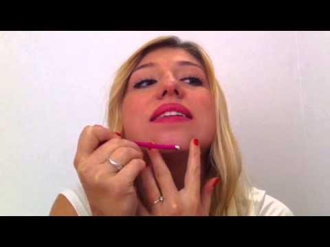 Härchen im Gesicht entfernen - Haarentfernung - YouTube