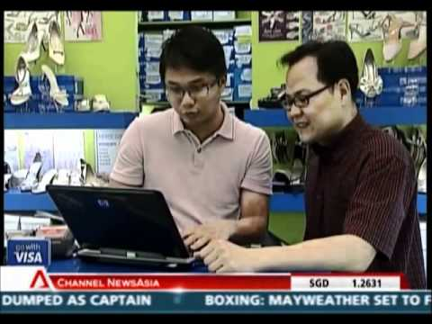 Capillion International Media Coverage - Channel News Asia CNA 2011