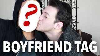 "The "" Boyfriend "" Tag! 