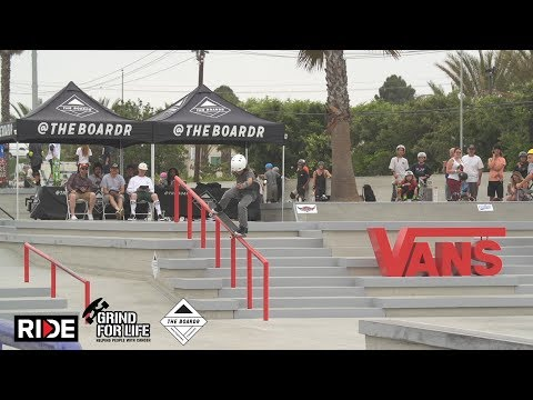 Grind for Life Series Presented by Marinela at Huntington Beach, CA