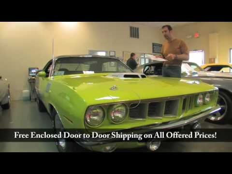1971 HEMI Cuda FOR SALE