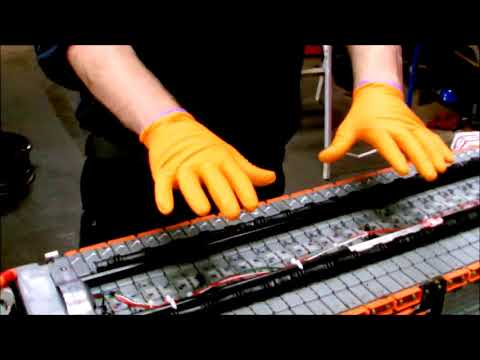 Hybrid Battery Replacement