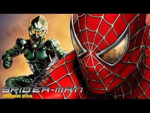 El Hombre Araña (Spider-Man 2002) Juego Completo de la PELÍCULA en ESPAÑOL l Full Movie Game