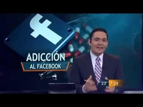 las noticias Televisa Monterrey el uso excesivo del facebook