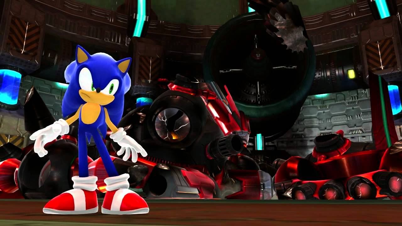 Sonic Generations Pc Boss Battle Egg Dragoon Hd
