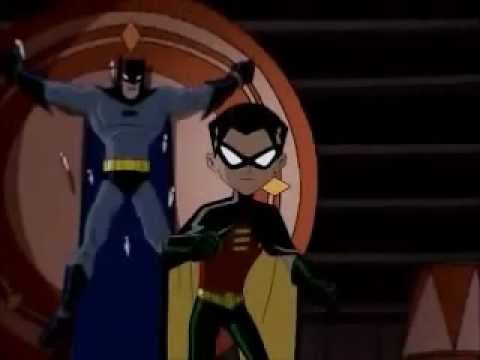 Batman and Robin- Hero