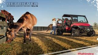 Retriever 1000 Diesel Crew - Mahindra USA