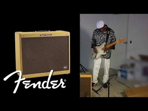 Buddy Guy Tests Out the New Eric Clapton Series Amplifiers Music Videos