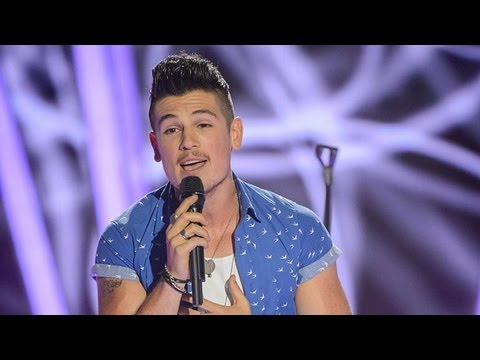 Michael Paynter Sings Somewhere Only We Know: The Voice Australia Season 2