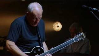 DAVID GILMOUR - WHERE WE START - LIVE IN GDANSK