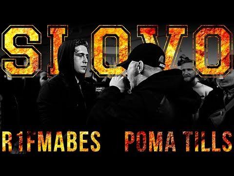 SLOVO: R1FMABES vs РОМА TILLS (BACK TO BEAT) | САНКТ-ПЕТЕРБУРГ