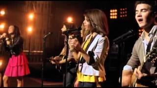 اغنية سلينا وهانا موتانا وديمى مع جوناس برذرز