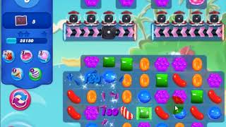 Candy Crush Saga level 1291(NO BOOSTERS,14 MOVES)2019