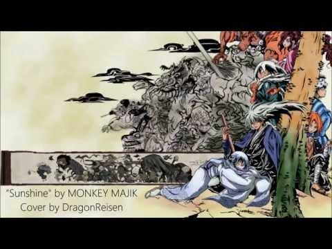 "【DragonReisen】""Sunshine - MONKEY MAJIK"" COVER"