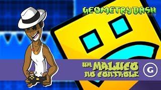 GEOMETRY DASH: FAZ O QUADRADINHO DE MORTO    UM MALUCO NO CONTROLE #11