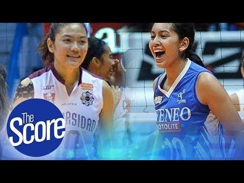 The Score: Kat Tolentino and Isa Molde Top UAAP MVP Contenders