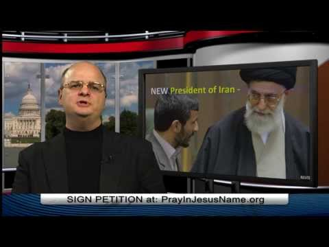 Israel Iran and Hillary Clinton's USA Foreign Policy - PIJN 0109 - Dr. Chaps Klingenschmitt