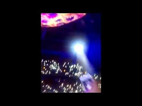 Katy Perry - Unconditionally - live @ Ericsson Globe Stockholm 03/22/2015