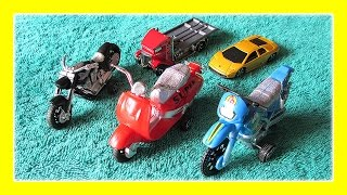 Toys For Children, Hot Wheels Motorcycles! Do not miss this amazing video for kids by JeannetChannel