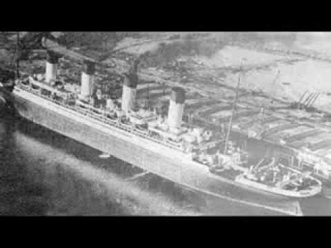 """RMS Olympic- Last voyage"" Music: Roberto Cacciapaglia - Outdoor."