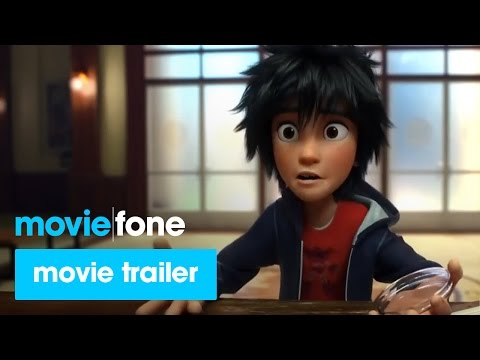 'Big Hero 6' Trailer #3 (2014): Jamie Chung, T.J. Miller