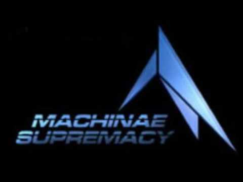 Machinae Supremacy - Soundtrack To The Rebellion