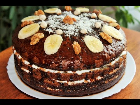 Торт на кефире с вареньем пошаговый рецепт с