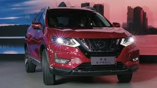 New Nissan X-Trail with Intelligent Mobility: Auto Shanghai 2017