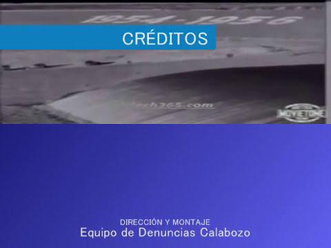 Impresionante Inauguración de la Represa de Calabozo Edo.Guárico.wmv