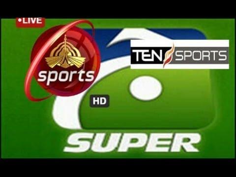 dish tv all channel geo super ptv sports ten sports. ipl