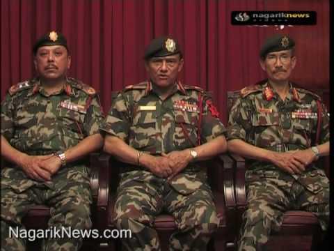 Nepal Army Chief Nepal Army