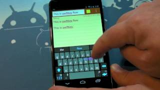 SwiftKey Flow for Android