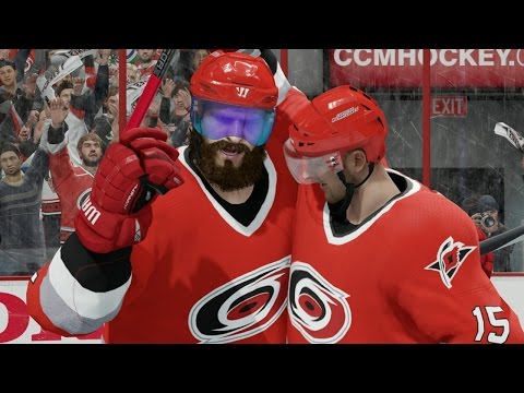 NHL 16 Career Mode #23 - Round 2 Game 2 vs. Philadelphia Flyers