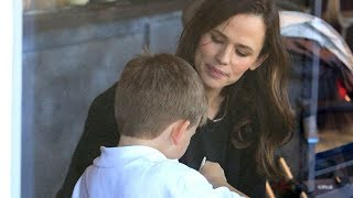 Jennifer Garner Glowing As Rumors Of Reuniting With Ben Affleck Grow