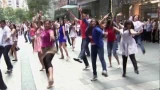 download lagu Kolaveri Di Sydney Flash Mob - 10th Feb 2012 gratis
