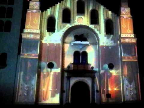 Proyeccion Catedral Tuxtla Proyeccion Catedral de Tuxtla