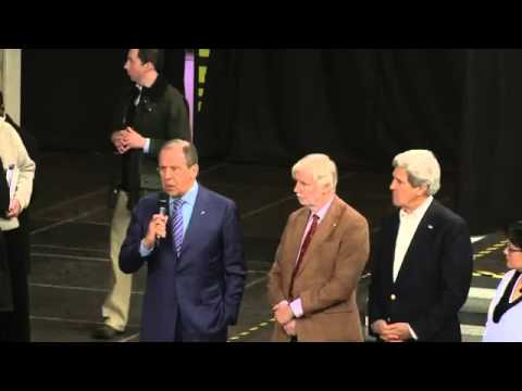 Syria: John Kerry and Sergey Lavrov on Syria  May 15, 2013