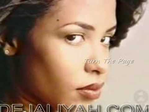 Aaliyah - Turn The Page Lyrics HD Aaliyah - Turn The Page ...