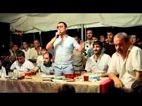 Mala Oturmuşam Mala Azeri Aşık Atışması Komik