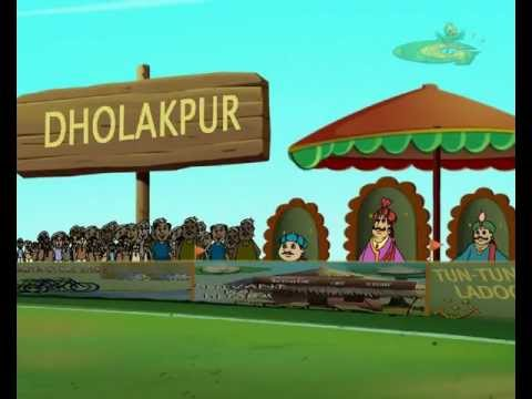 Chhota Bheem - 20 - 20 Cricket video