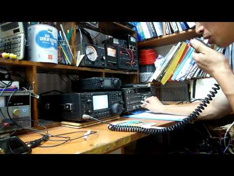 FO-29 Satellite SSB QSO