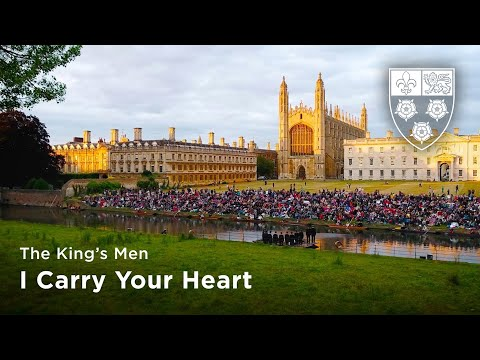 The King's Men: I Carry Your Heart (Singing on the River)