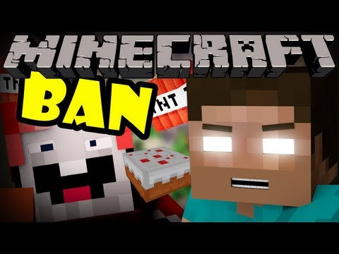 If Herobrine Joined a Server - Minecraft