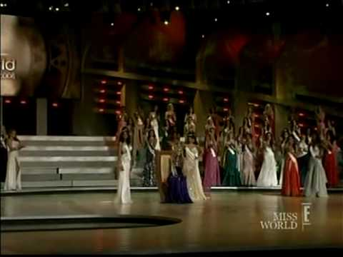 MISS WORLD 2008 Crowning