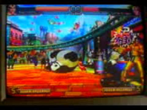 Hmsd Mature Combo The King Of Fighters 2002 Unlimited Match.3gp video
