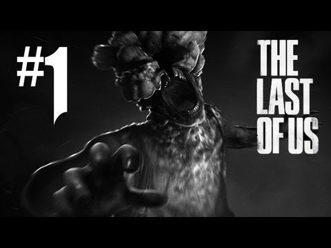 The Last of Us Gameplay Walkthrough - Part 1 - I ALMOST CRIED!! (PS3 Gameplay HD)