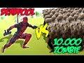 1 DEADPOOL VS 10.000 ZOMBİ