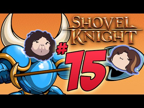 Shovel Knight: Hall Champion - PART 15 - Game Grumps