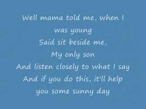 "Shinedown - ""Simple Man"" (Lyrics)"