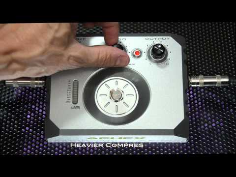 Aphex GUITAR and BASS PEDALS  Demo Video-HD 1080p.mov